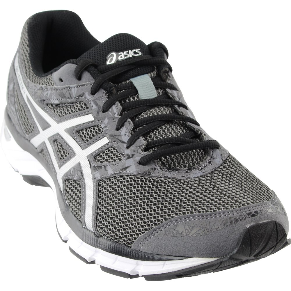 ASICS Men's Gel-Excite 4 Running Shoe, Carbon/Silver/Black, 10.5 4E US by ASICS
