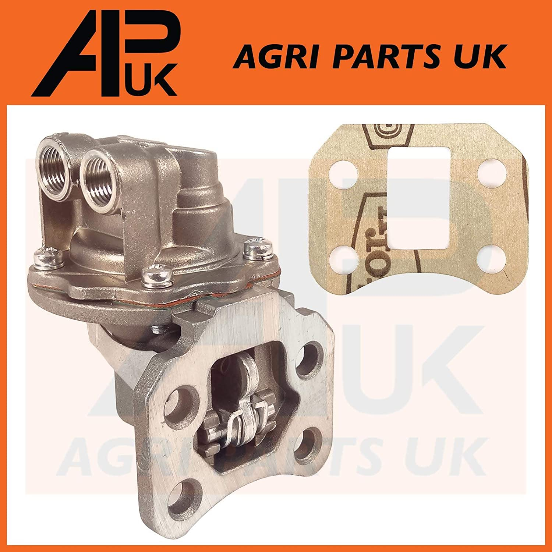 APUK Lister Petter Engine Fuel Lift Pump 4 Bolt TS TR TX TS2 TS3 TR2 TR3 TX1 Series Agri Parts UK Ltd