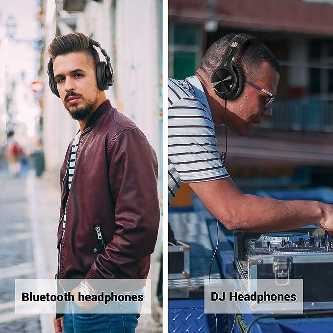OneOdio Over-Ear DJ Stereo Headphones