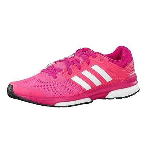 adidas Revenge Boost 2 W - Zapatillas para Mujer: Amazon.es: Zapatos y complementos