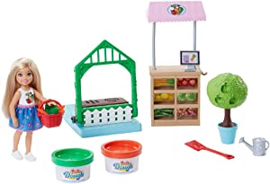 Barbie Chelsea Doll & Veggie Garden Playset