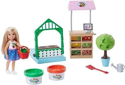 Barbie Cocina Y Crea Huerto De Chelsea Playset Amazon Com Mx