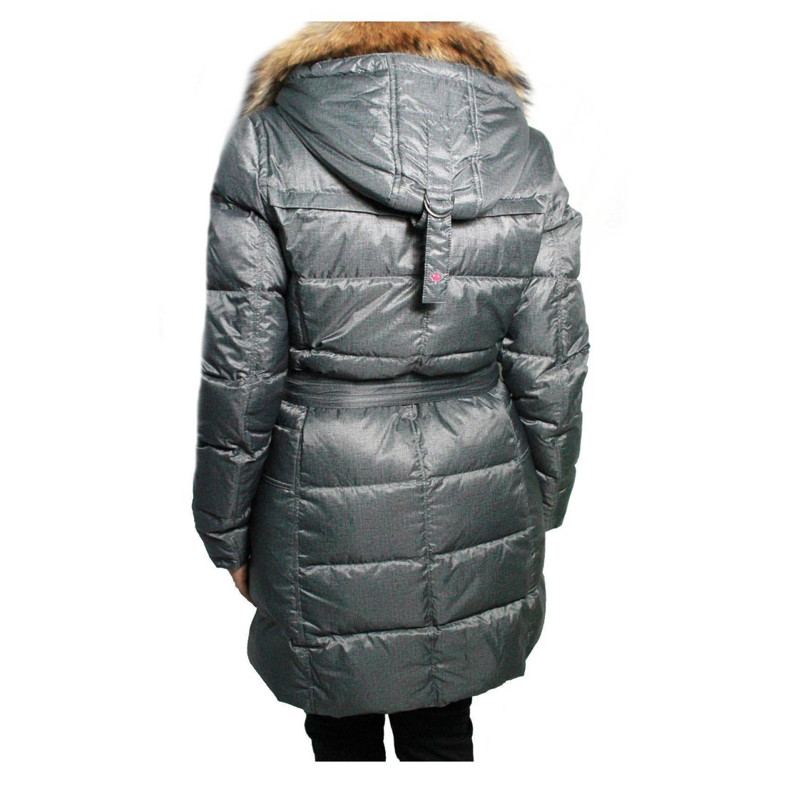 CANADIENS Giaccone Donna MOD CassidyD Long Jkt CT0524 TG 44