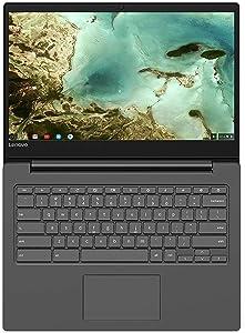 "2019 Newest Lenovo 14"" Thin and Light Chromebook: 14"" FHD (1920 x 1080) Anti-Glare Display, MediaTek MTK 8173C 1.7GHz, 4GB RAM, 64GB eMMC, WiFi, Bluetooth, HD Webcam, HDMI, USB-C, Chrome OS"