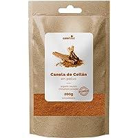 Canela de ceylan en polvo 200gr Carefood 100% ecológica | Cinnamon powder BIO | Canela pura molida BIO |