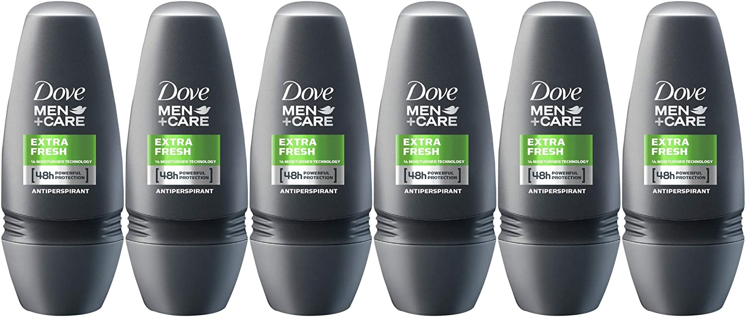 2d2ebcb8d Amazon.com  Dove Men+Care Extra Fresh Antiperspirant Roll-On