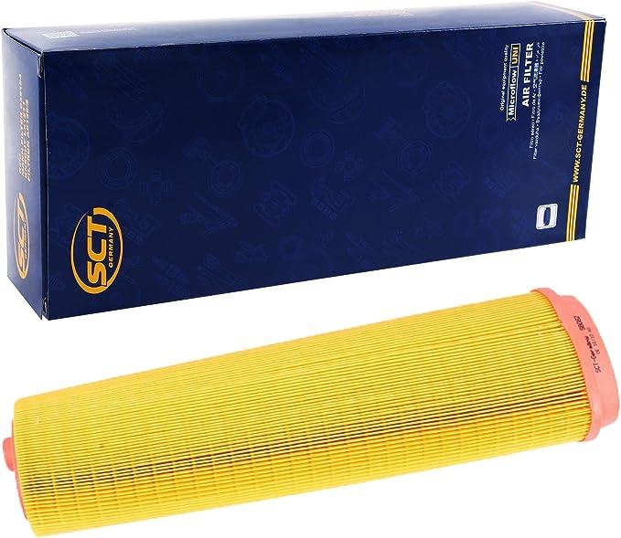Sct Luftfilter Sb081 Referenznummer C 15 105 Auto
