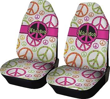 Amazon.com: Símbolo de la paz – Fundas para asientos de ...