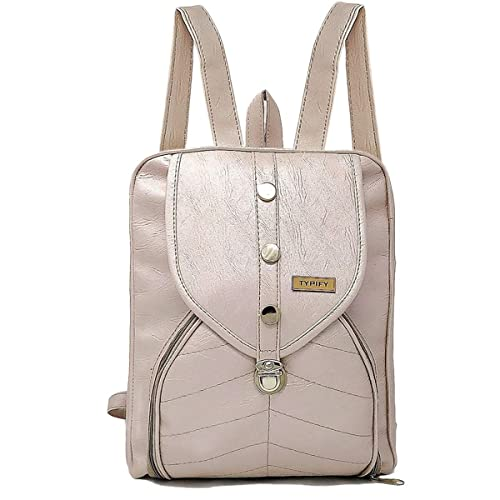 d61f48369564 TYPIFY® Designer Leatherette Backpack Purse for Women