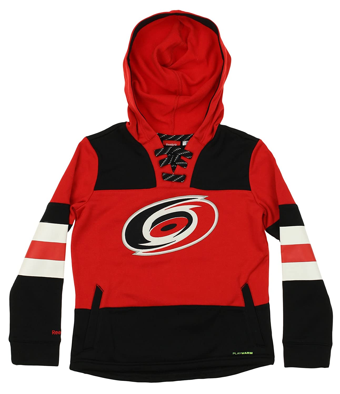 da090e6d00b0c Amazon.com : Arizona Coyotes NHL Youth Offside PlayWarm Pullover ...