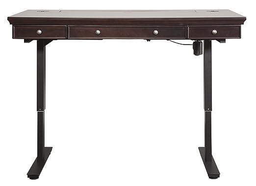 Martin Furniture FL384T-KIT - Mesa de Escritorio eléctrica: Amazon ...