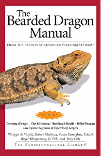 The Bearded Dragon Manual Advanced Vivarium Systems