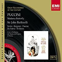 Great Recordings of the Century - Puccini : Madama Butterfly