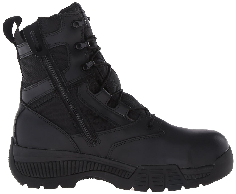 timberland pro men's valor trenton 8 inch waterproof work boots