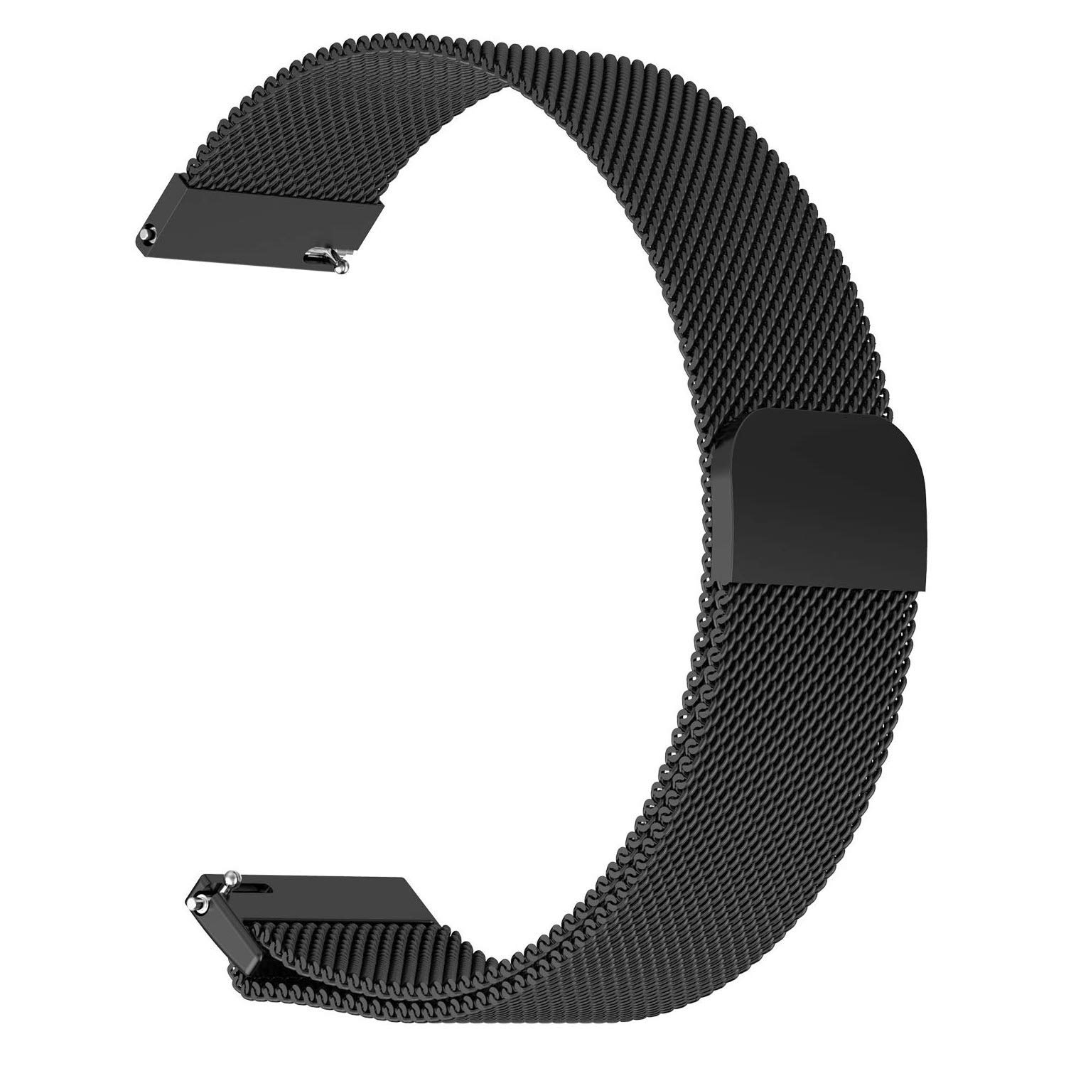 Amazon.com : ECSEM Milanese Loop Bands Compatible Huawei ...