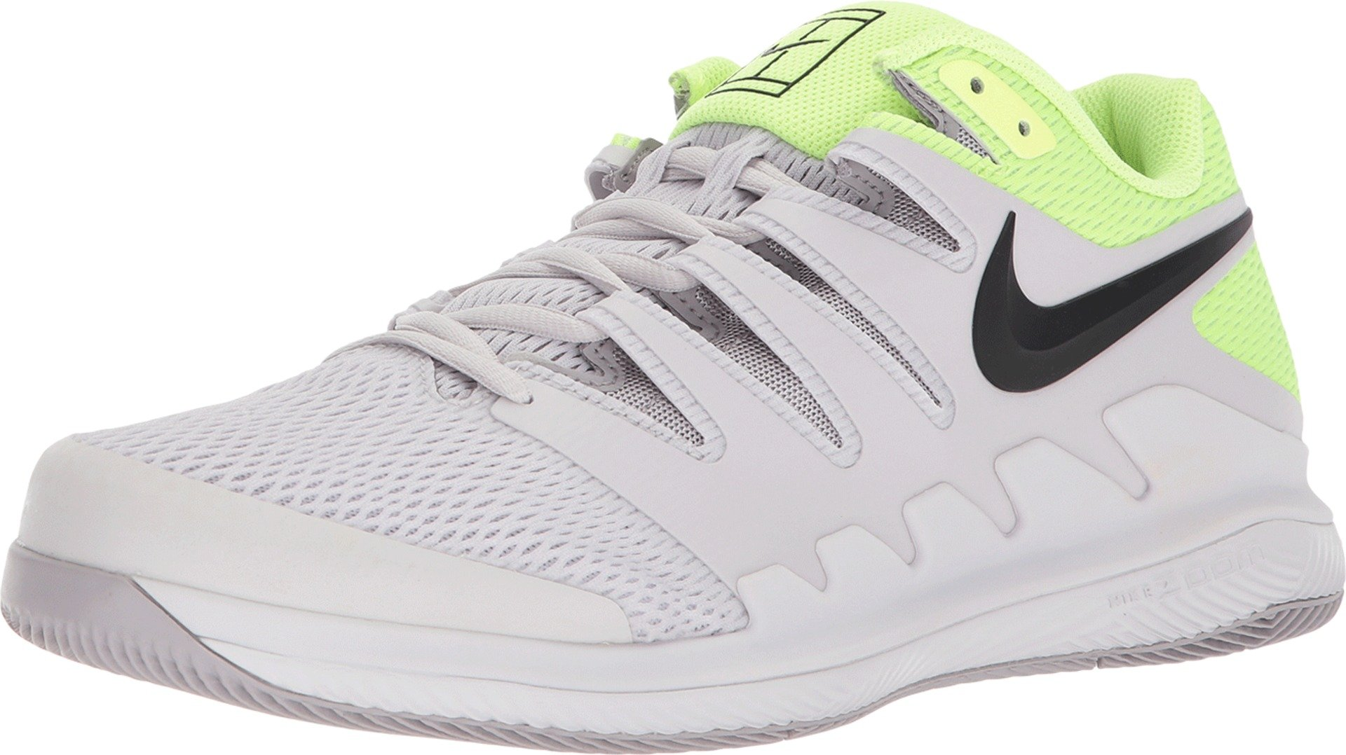 b3985956dfca Galleon - NIKE Men s Zoom Vapor X Tennis Shoes (10.5 D US