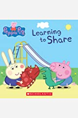 Learning to Share (Peppa Pig) Kindle Edition