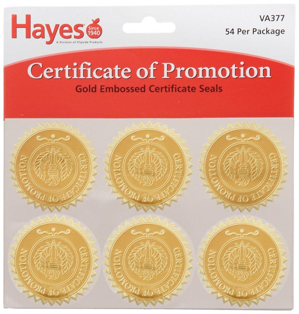 Amazon Hammond Stephens Va377 Certificate Of Promotion Gold
