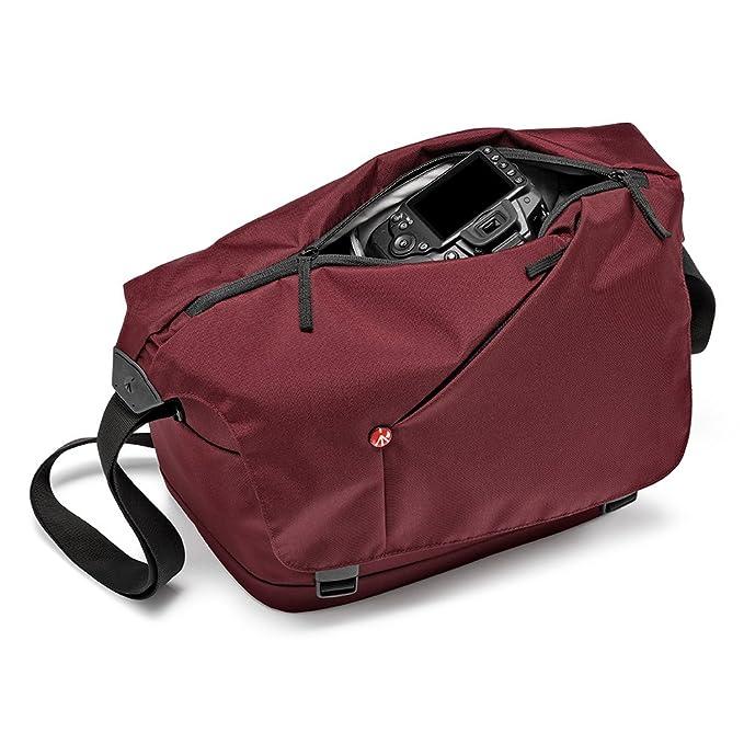 ca2e1e160b959 Manfrotto NX Messenger Tasche für  Amazon.de  Elektronik