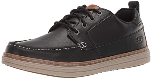Skechers Mens Heston Boat Shoe: Amazon.ca: Shoes & Handbags