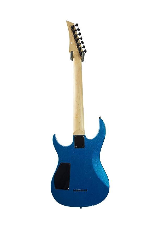 Berlín por Quincy 7 (color azul) de las cuerdas de guitarra eléctrica: Amazon.es: Instrumentos musicales
