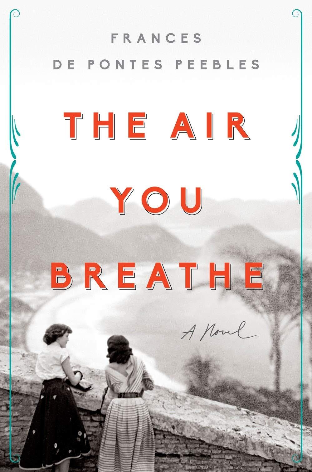 The Air You Breathe: A Novel: Frances de Pontes Peebles