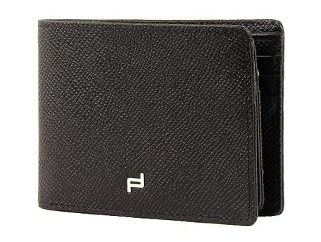 Porsche Design French Classic 3.0 Wallet H9 Geldbörse 10 cm Black