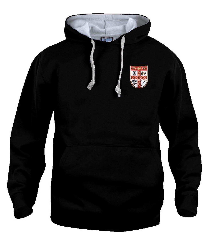 Old School School School Football Retro Stoke City 1950 S Fußball Kapuzenpulli Größen S-3XL gesticktes Logo B0777HZ5HK Pullover & Sweatshirts Klassischer Stil 354bd4