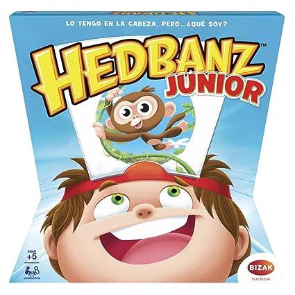 Juegos De Rol Hedbanz Adivina Que Pienso Jr Bizak 61924596 Amazon