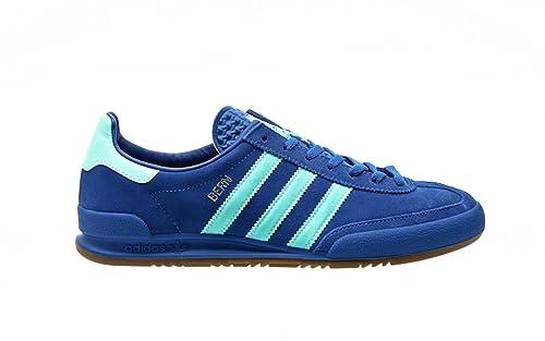 best website a7a15 64443 adidas Originals Jeans City Series, Blue-Easy Green-gum4, 7,5