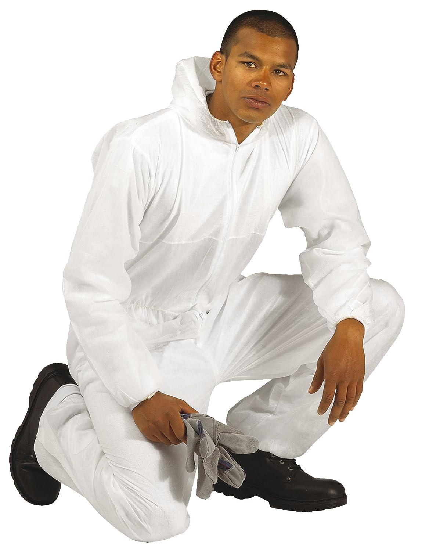 Bollitore Boilersuit-Tuta USA e Getta, Colore: Bianco, Taglia: M, L, XL e XXL