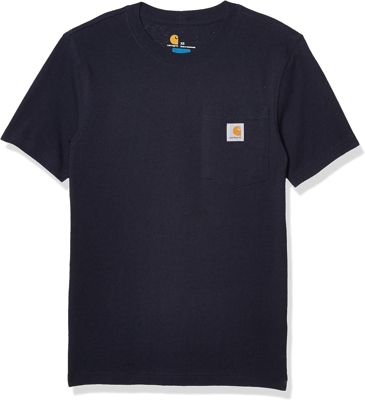 Carhartt Relaxed Fit T-Shirt Camisa de utilidades de Trabajo para Hombre: Amazon.es: Ropa y accesorios