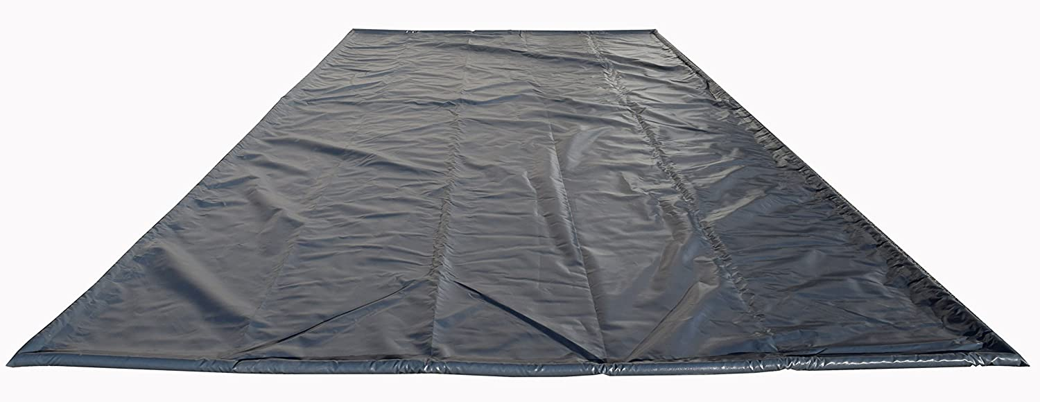 9x20 TruContain Containment Mat for Snow Ice Water and Mud Garage Floor Mat