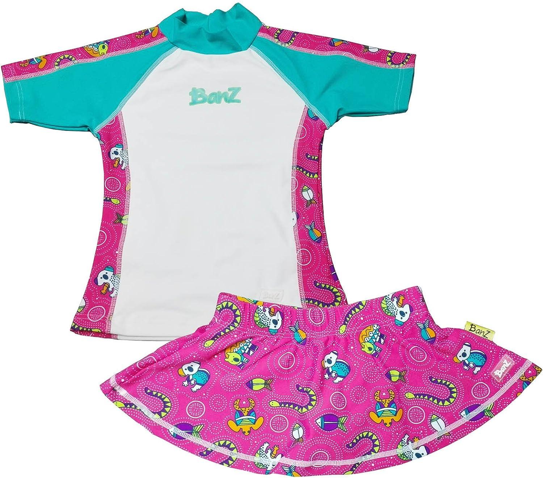 Baby Banz Girls Rash Guard