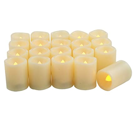 Candles & Holders Charitable New Candles Tealight Led Tea Light Flameless Flickering Wedding Remote Control Discounts Price