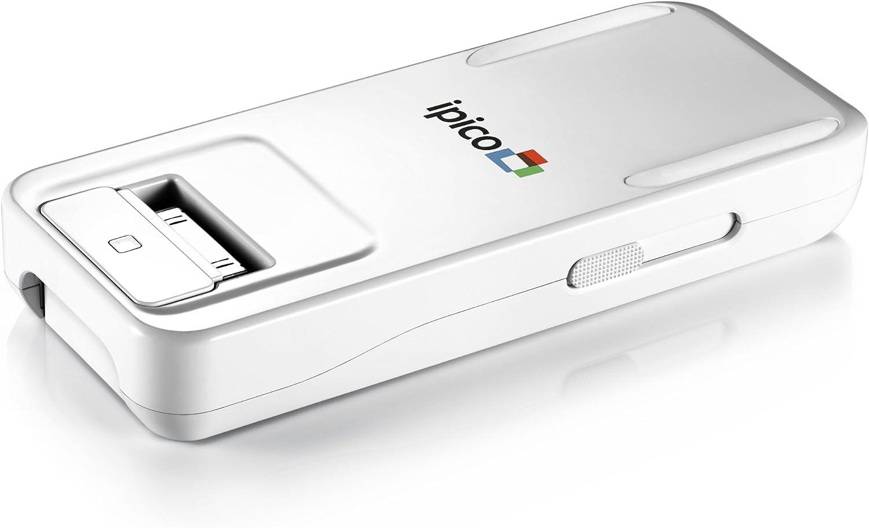 Ipico PJ205 - Proyector para Apple iPhone, blanco: Amazon.es ...