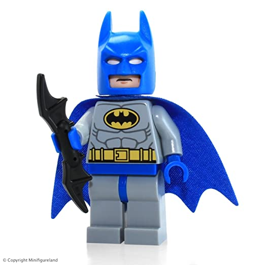 Amazon new lego classic tv batman minifig figure minifigure amazon new lego classic tv batman minifig figure minifigure 10672 comic con gray toy toys games voltagebd Gallery