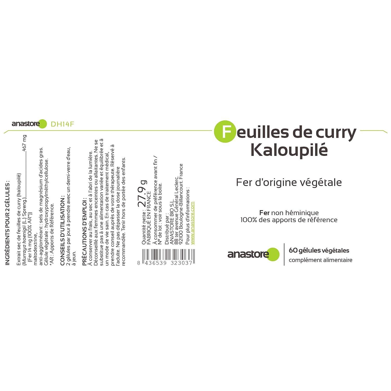 HIERRO DE ORIGEN VEGETAL (Murraya koenigii) * OFERTA 3+1 GRATIS ...