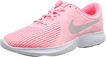 Nike Revolution 4 (GS) – Chaussures de Running, Fille, Rose ...