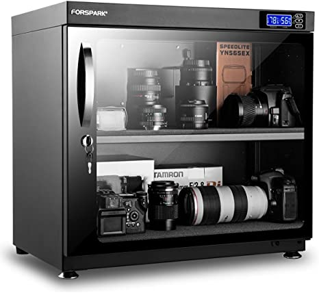 FORSPARK cámara deshumidificación Dry Cabinet |8 W 80l-noiseless y ...