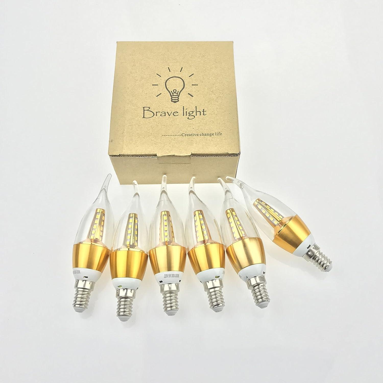 Coñac tamaño grande 6/8/12 armas/bombillas moderno Lampshape lujo lámpara de luz: Amazon.es: Hogar