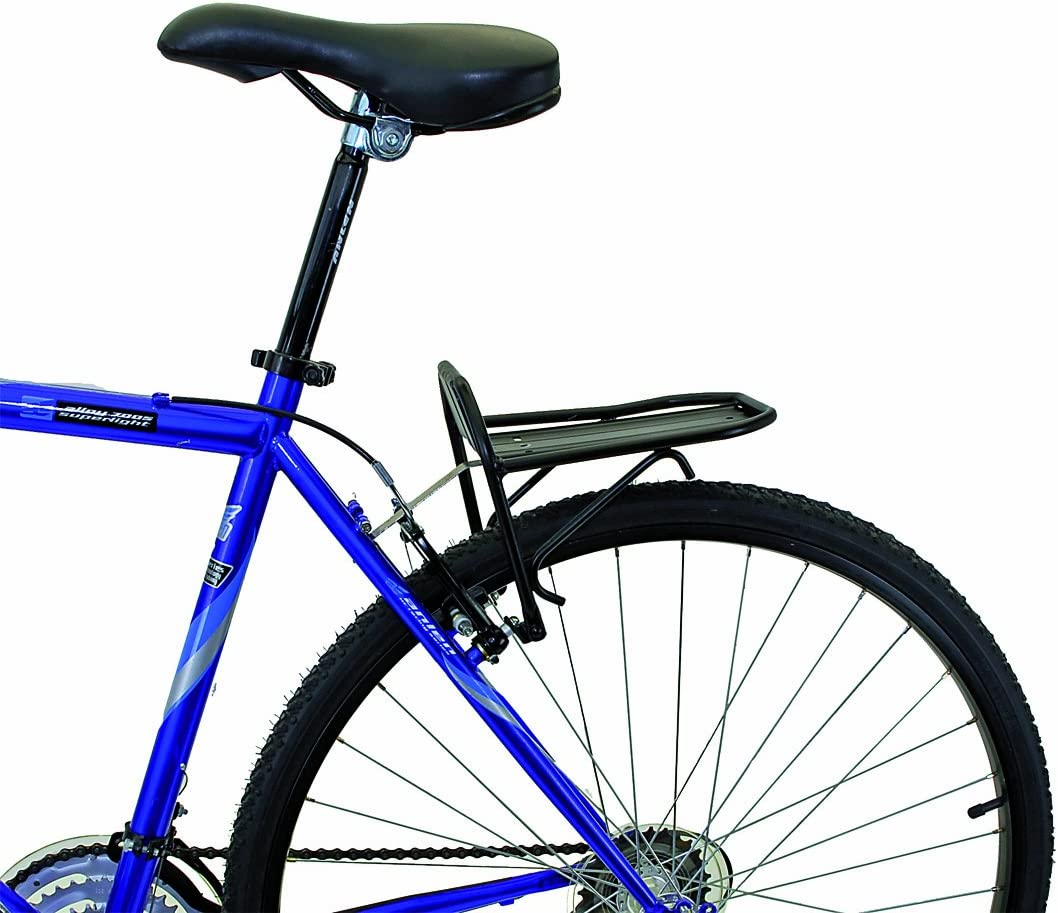 M-Wave Alloy Front or Rear Mount Rack