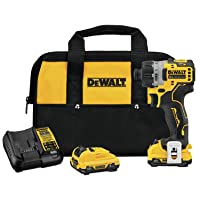Deals on DEWALT XTREME 12-V  MaxBrushless 1/4-in Cordless Screwdriver