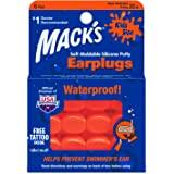 Protetor Auricular Mack's Kids Size para Crianças 6 Pares