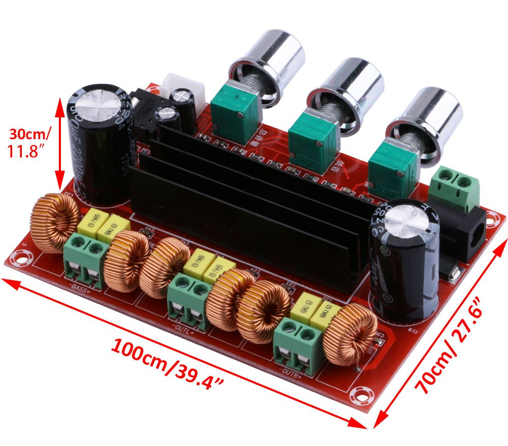 70cm Amplifier Kit