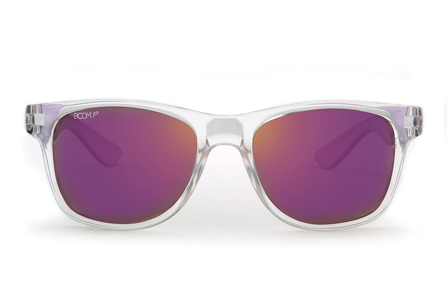BOOM Spectrum Polarized Sunglasses for Men and Women by Dimensional Optics