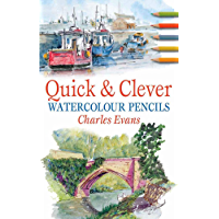 Quick and Clever Watercolour Pencils
