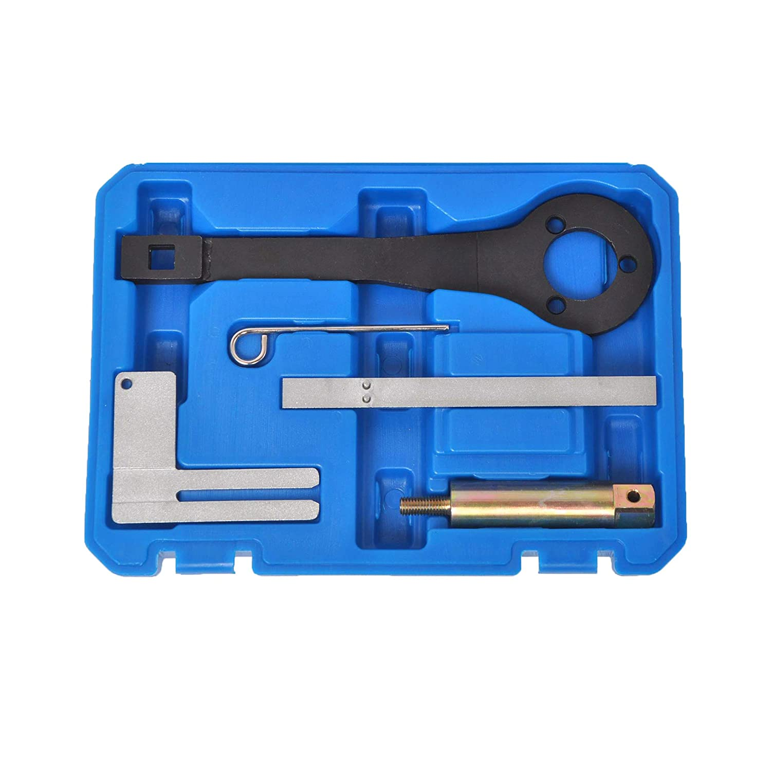 WINTOOLS Compatible for Petrol Engine Timing Chain Tool Kit for BMW Mini Citroen Peugeot 1.8 2.0 2.5 3.0 Set