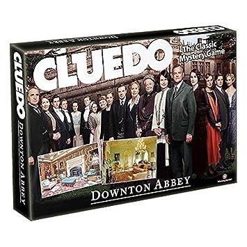 Cluedo - Downton Abbey Edition by Cluedo: Amazon.es ...
