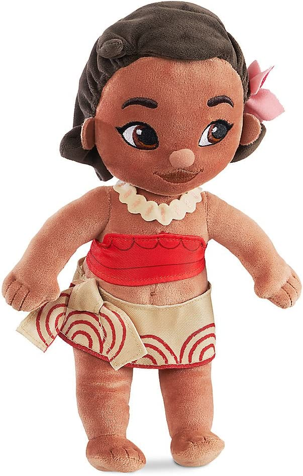 Disney Animators' Collection Moana Plush Doll - Small